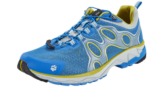 Jack Wolfskin Passion Trail Low Trailrunning Shoes Men brilliant blue